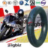 Tubo de la alta calidad de la venta al por mayor de la fábrica del tubo interno de la motocicleta de Qingdao