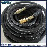 Flexible Hochdruckdraht-Flechten-hydraulischer Gummischlauch R1