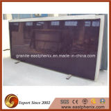 Popular Polido Black Marble / Granito / Quartz / Onyx Stone Big Slab para Tombstone / Countertop