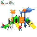Подводного мира детская игровая площадка слайд для продажи