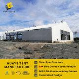 Tiendas grandes para el dormitorio del ejército de la venta para el uso al aire libre (hy040g)