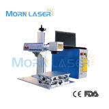 mini bewegliche Laser-Markierungs-Maschine der Faser-20W mit geeignetem Preis