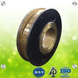 철사 밧줄 강철 기중기 가로장은 ISO9001를 가진 바퀴를 위조했다