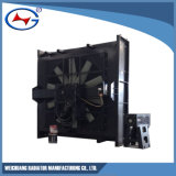 Refrigeración por agua de aluminio modificada para requisitos particulares Zc190-Rq500-1 Radiator