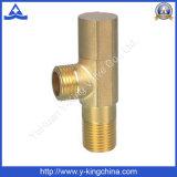 Válvula de ângulo de 90 graus para banheiro Toliet (YD-5021)