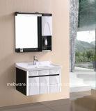 Module s'arrêtant moderne de vanité de salle de bains de PVC pour le marché de Moyen-Orient