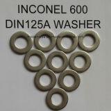 L'Inconel 600 2.4816 Uns N06600 NS3102 de la rondelle plate