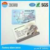 F08 M1 RFID Metro-einzelne Reise-Karte für Bus/Untergrundbahn