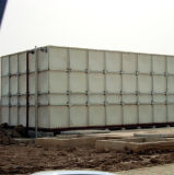 Réservoir d'eau de PRF GRP Réservoirs de pêche de l'approvisionnement en usine