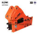掘削機4-7tonのためのSb30側面のタイプ小さい油圧ブレーカ