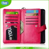 Samsung를 위한 Coming 새로운 PU Leather Wallet Phone Case Mobile Pouch