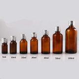 Aceite Esencial de vidrio Frasco con gotero