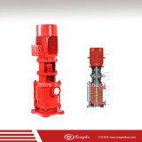 Fire Fighting를 위한 FM Vertical Multisatge Water Pump