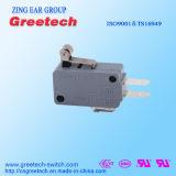 Commutateur de bouton poussoir micro électrique de série de l'oreille G5 de Zing pour le four