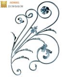 Indoor Handrail Fittings를 위한 새로운 Design Wrought Iron Ornaments