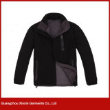 Jupes noires d'ouatine de Softshell d'hommes en gros d'usine (J67)