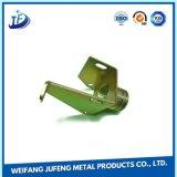 Изготовление металлического листа штемпелюя подгонянную часть штемпелевать и Puching с плакировкой цинка