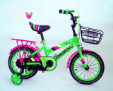 Venda a quente colorida de alta qualidade Design atraente crianças Aluguer de bicicleta