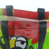 Form PP Woven Handtasche mit Highquality (MECO143)
