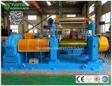 Moulin de mélange ouvert de roulis en caoutchouc du plastique deux de Xk-450 Dalian