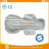 Guardanapo sanitário elevado de marca de algodão absorvente do OEM