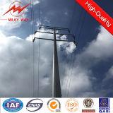 Ligne de transport d'énergie distribution Pôle