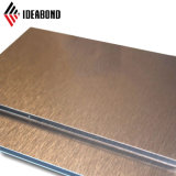 Best Quality! Ideabond 4mm Composite Titanium Zinc Panel