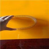 Grille de tabulation faite sur commande de polycarbonate d'anti brouillon aucune interruption