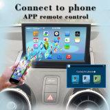 """Di percorso anabbagliante stereo dei 7 """" collegamento Android di GPS WiFi dei giocatori dell'automobile di Carplay di Audi A1 del Android 7.1 collegamenti del telefono"""