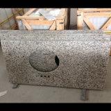 Salle de bains en granit blanc de la peau de tigre Vanités Haut de page
