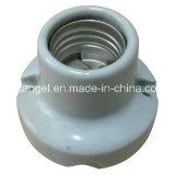 Supporto della lampada della porcellana, partalampada di ceramica Hx701 E26