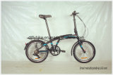 20inch合金フレームの折る自転車、折るバイク、Shimano 7speed