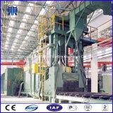Superficie deforme laminata a freddo Derusting della barra d'acciaio che rinforza strumentazione, macchina di granigliatura