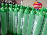 200 Kubikfuß-Stahlsauerstofflaschen (43Liter)