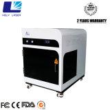 cristal de gravure du laser 3D 2D à l'intérieur de machine