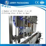 Machine van het Flessenvullen van het Water van het Voedsel van China de Volledige Automatische Vloeibare Bottelende
