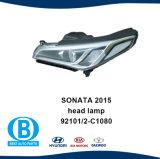 Fabricante de Autopeças farol para a Hyundai Sonata 2011