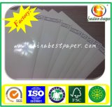 80mic tranparent PVC Sticker