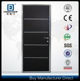Горячая продажа израильских Alu полосы металлические двери