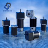 200-250W Electric bajas rpm del motor de CC de engranajes_D