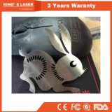熱い販売の金属のファイバーレーザーのステンレス鋼の打抜き機
