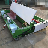Máquina pavimentadora de partículas de caucho EPDM Campo de Deportes
