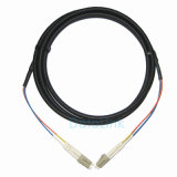 LC-Sc 2m Singlemode Simplex Fiber Optic Patch Cord Cable