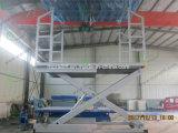 Het dubbele Platform van de Lift van de Auto van de Schaar van het Dek voor Garage