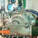 مضخة مياه مزدوجة شفط سبليت الغلاف الطرد المركزي مع موتور كهربائي