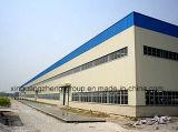 강철 구조물 고무 작업장 및 창고
