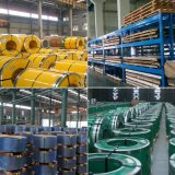 Fabricant Pohang 2b 316L bord fendu bobine en acier inoxydable