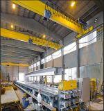 Einzelner Träger-elektrischer obenliegender reisender EOT-Kran-Hersteller in China