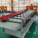 machine à profiler double feuille de métal de toiture, les machines de la Chine fournisseur