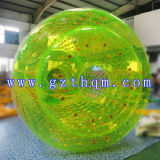 Sfera gonfiabile ambulante dell'acqua della sfera dell'acqua per il gioco del raggruppamento/sfera umana gonfiabile del criceto